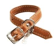 Hurtta Valphalsband Brunt 15mm x 25cm