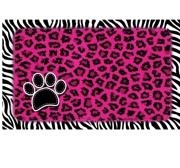 Drymate Leopard/Zebra Rosa
