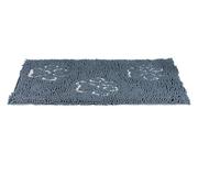 Smutsabsorberande matta vattentät nonslipbotten