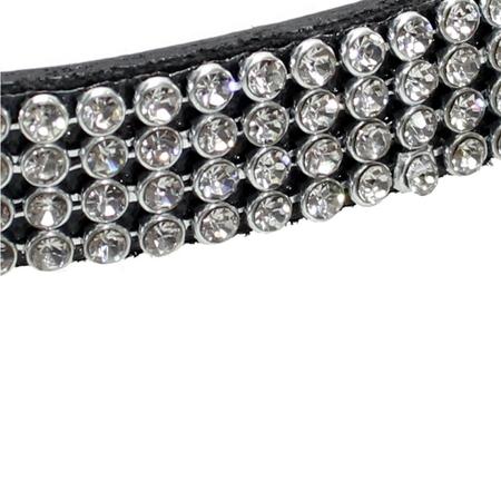 Halvstryp mjukt fodrat Diamant 12mm x 25cm