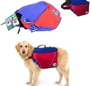 Sierra Dog Supply-röd/blå - utgår