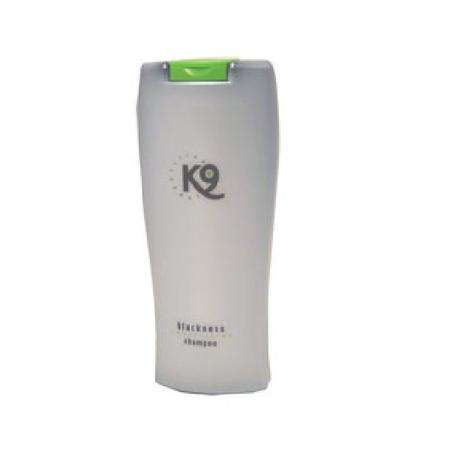 K9 Shampoo blackness