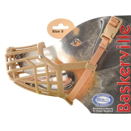 Baskerville munkorg storlek 5