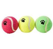 Petcare Tennisboll Medium 3-pack