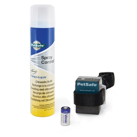 PetSafe antiskallhalsb. spray citron