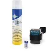 PetSafe antiskallhalsb. spray citron