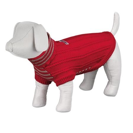 Piave pullover röd