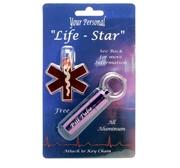 Pillertub lättmetall Life-star