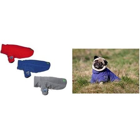 Touchdog fleece Grå