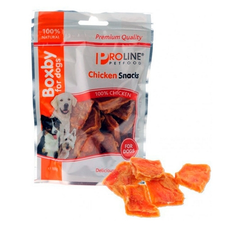 Boxby Proline Chicken Snacks