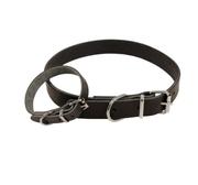 Läderhalsband - Limex, 40 cm