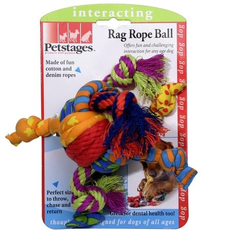 Rag Rope Ball