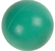 Massiv gummiboll 85 mm