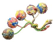 Boll massivt gummi rep Gappay