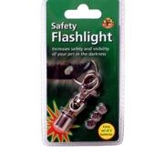 Flashlight Röd/Vit