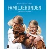 Familjehunden valp och vuxen
