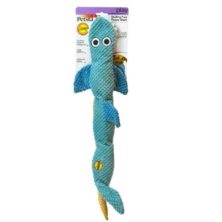 Stuffing Free Floppy Shark