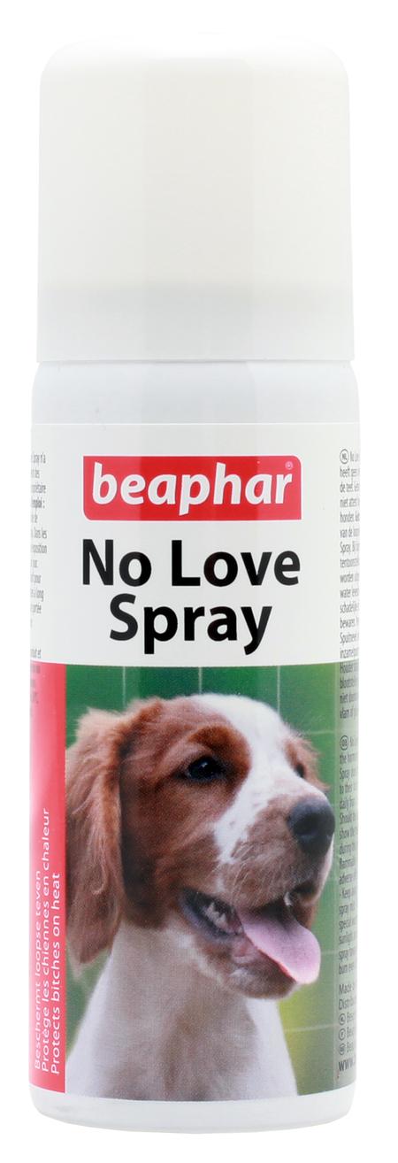 Tikspray No Love avvisning Beaphar
